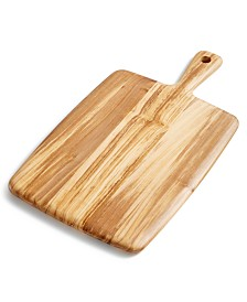 """Martha Stewart Collection La Dolce Vita 16"""" x 9 Olivewood Board, Created for Macy's"""