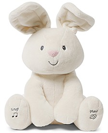 Baby Boys or Girls Animated Flora Bunny Plush Toy