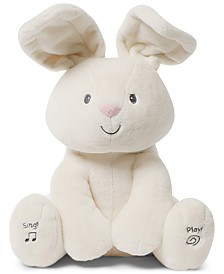 Gund® Baby Boys or Girls Animated Flora Bunny Plush Toy