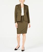 b107a2f41 Le Suit Womens Suits - Macy s