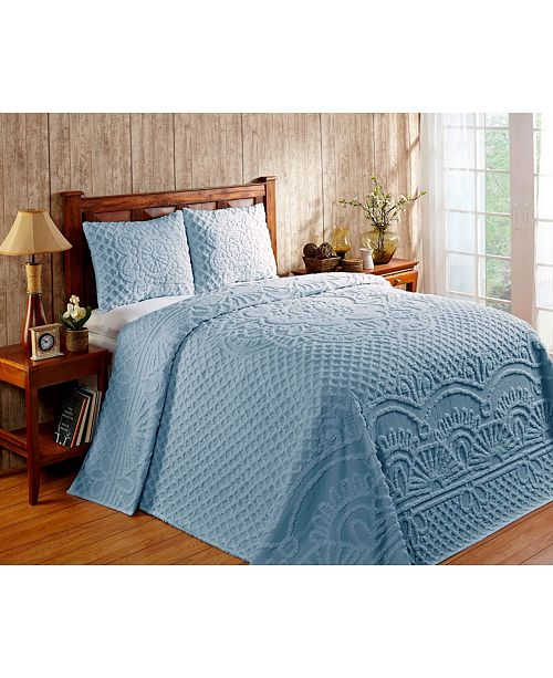 Better Trends Trevor Geometric Bedspread