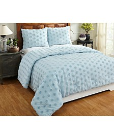 Athenia King Comforter Set