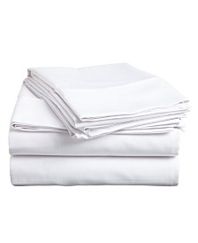 Superior 1200 Thread Count Cotton Blend Solid Sheet Set - Split King