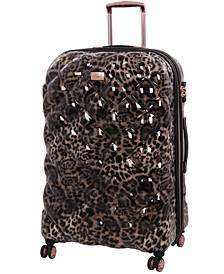 "Opulent 31"" Hardside Expandable Spinner Suitcase"