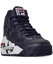 Boys' MB Print Basketball Sneakers from Finish Line