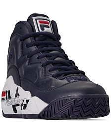 Fila Boys' MB Print Basketball Sneakers from Finish Line