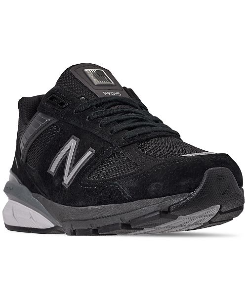 6a28c2885753c New Balance Men's 990 V5 Running Sneakers from Finish Line & Reviews ...