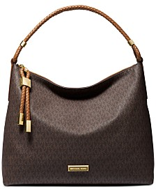 MICHAEL Michael Kors Lexington Signature Shoulder Bag