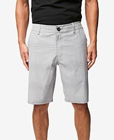 """Men's Locked Stripe 20"""" Hybrid Short"""