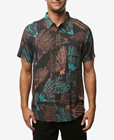 O'Neill Men's Kaleyea Printed Shirt