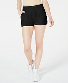 Juniors' French Terry Shorts, Created for Macy's