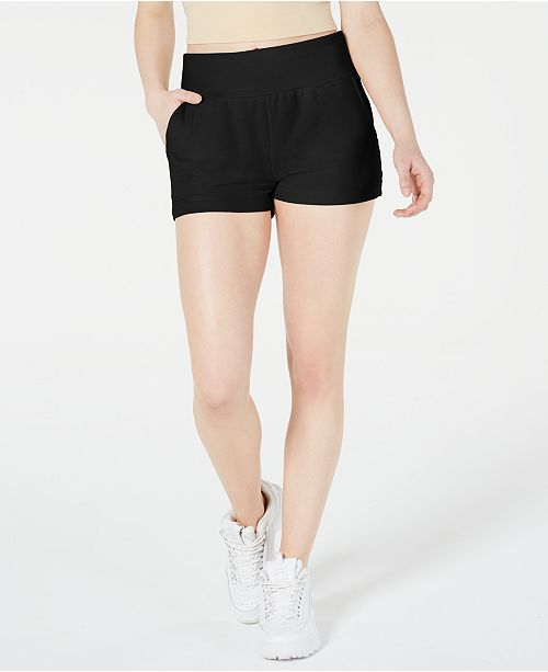 Material Girl Juniors' French Terry Shorts, Created for Macy's