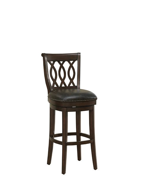 American Heritage Billiards Prado Bar Stool, Quick Ship