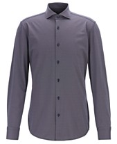 7547c5394 Hugo Boss Dress Shirts: Shop Hugo Boss Dress Shirts - Macy's
