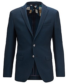 BOSS Men's Roan3 Extra-Slim-Fit Jacket
