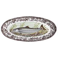 Spode Woodland Salmon Collection
