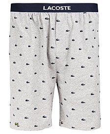 Men's Signature-Print Shorts
