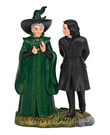 Villages Snape & McGonagall