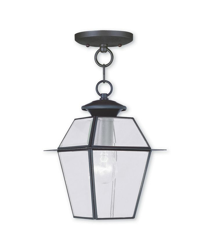 Livex - Westover 1-Light Outdoor Chain Lantern