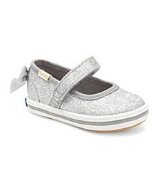 Baby Girl's Keds x Kate Spade Sloane Mary-Jane Crib Shoe
