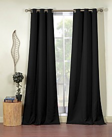 "Steyna 38"" x 84"" Blackout Curtain Set"