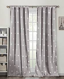 "Dottie 38"" x 84"" Blackout Curtain Set"
