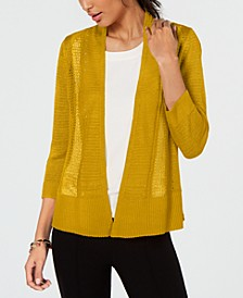 Novelty Stitch Cardigan, Created for Macy's