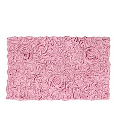 Bellflower Bath Rug Rug