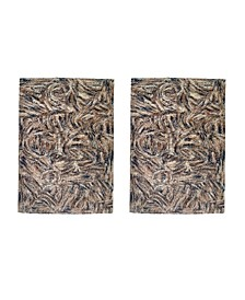 Cambridge Bath Rug 2 Pc