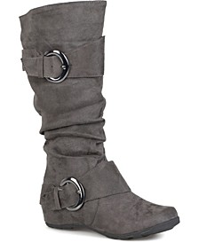 Women's Wide Calf Jester-01 Boot