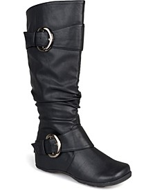 Women's Wide Calf Paris Boot