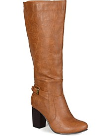 Women's Carver Wide Calf Boot