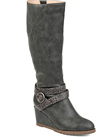 Women's Comfort Extra Wide Calf Garin Boot