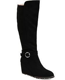 Women's Comfort Wide Calf Veronica Boot