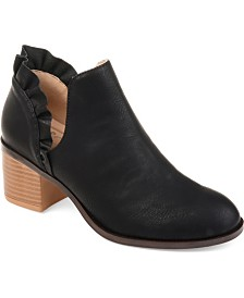 Journee Collection Women's Comfort Lennie Bootie
