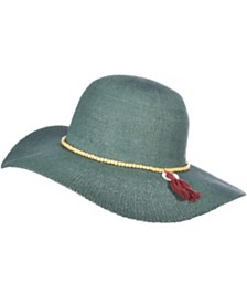 Scala Bangkok Toyo Hat with Beaded Band