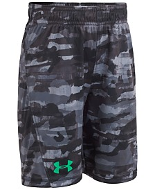 Under Armour Toddler Boys Camouflage-Print Shorts