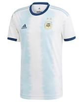 91df84047 adidas Men s Argentina National Team Home Stadium Jersey