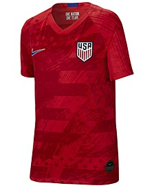 Big Boys USA National Team Away Stadium Jersey