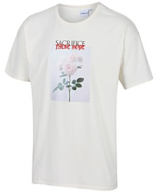 Men's Sacrifice False Hope Graphic T-Shirt, Created for Macy's