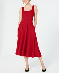 c2b95e3f31c12 Red Dress: Shop Red Dress - Macy's