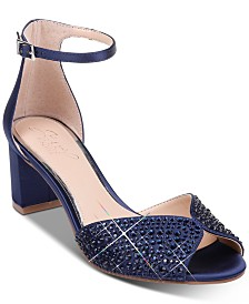 Jewel Badgley Mischka Sycamore Evening Sandals