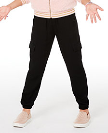 Epic Threads Big Girls Cargo Jogger Pants, Created for Macy's