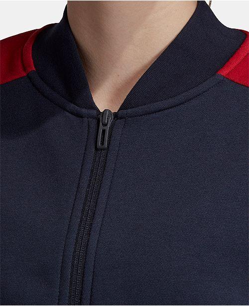 0b1f1743e adidas Sports ID Colorblocked Jacket & Reviews - Jackets & Blazers ...