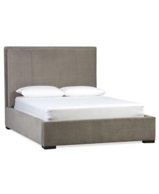 Hannah Upholstered Full Bed