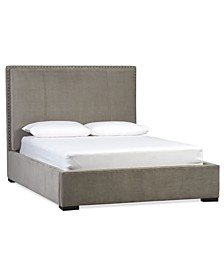 Hannah Upholstered King Bed