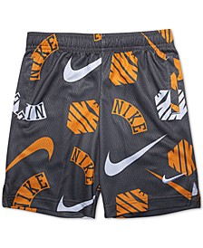 Toddler Boys Printed Dri-FIT Mesh Shorts