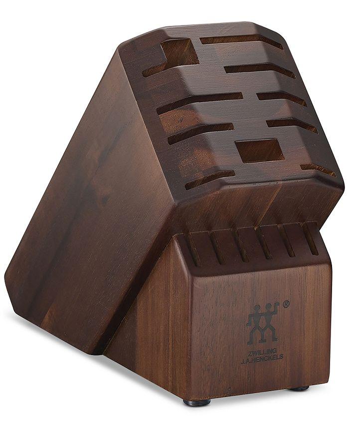 J.A. Henckels - Zwilling  Pro Acacia 16-Slot Block
