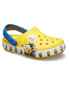 Crocs Toddler & Little Minions K Clog