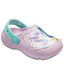 Crocs Baby, Toddler & Little Girls Crocs Fun Lab Clog K
